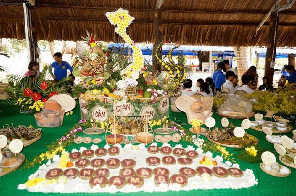 Đặc sắc Lễ hội bánh dân gian Nam bộ
