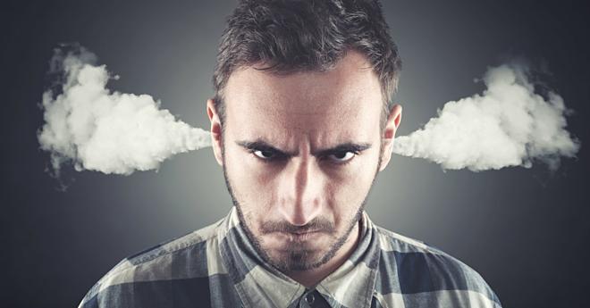 Những bệnh bạn có thể gặp nếu thường xuyên nóng giận