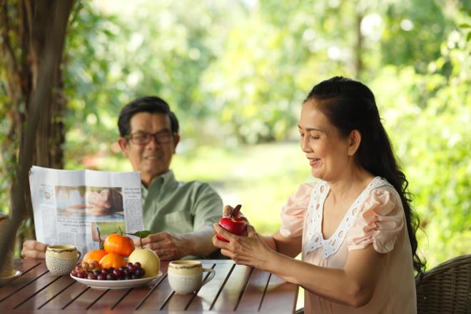 Thực phẩm tăng cường trí nhớ cho người cao tuổi