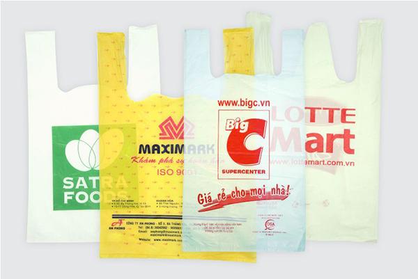 Sử dụng túi nilon tự hủy sinh học bảo vệ môi trường