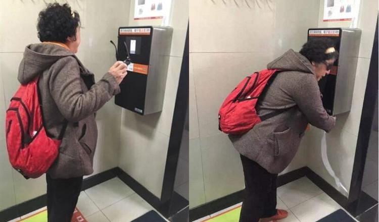 Trung Quốc dùng nhận diện khuôn mặt ngăn nạn trộm giấy vệ sinh
